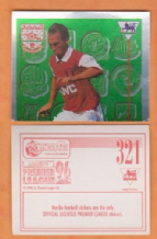 Arsenal David Platt England 321